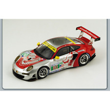 PORSCHE 997 RSR N.80 49th LE MANS 2012 BERGMEISTER-HOLZER-LONG 1:18 Spark Model