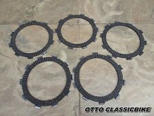 HONDA BENLY 125 150 CS92 C92 C95 CA92 CA95 CB92 Clutch Friction Disk Plate 5PCS