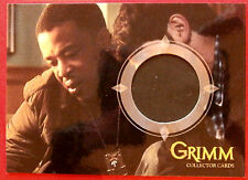 GRIMM - RUSSELL HORNSBY (Detective Hank Griffin) COSTUME CARD (GC4)