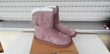 *Neu* UGG Boots Remora Buckle stormy grey Größe 37, US 6