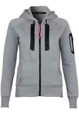 Grau S Geographical Norway Fabricot Lady Felpa Donna (l.grey) Mall Abbigliamento