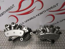 SUZUKI INTRUDER VL 1800 VLR1800 2009 FRONT BRAKE CALIPERS LEFT & RIGHT BK370