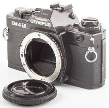 Olympus OM-4 Ti Gehäuse schwarz  SHP 58853