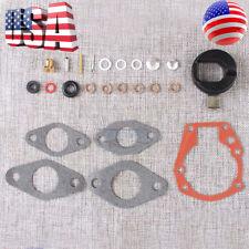 Carb Repair Rebuild Kit for Johnson/Evinrude 1.5 2 3 5 5.5 6 7.5 10 15 18 20 hp