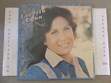 SEALED LORETTA LYNN OUT OF MY HEAD AND BACK IN MY BED LP W/ JORDANAIRES MCA-2330