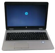 """HP Probook 650 G2 15,6"""" Full HD - Intel Core i5 / i7 CPU 16 GB RAM 256GB SSD CAM"""