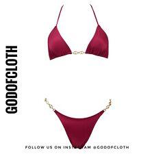 Gucci GG Logo Bikini