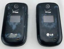 LG LG-VN170 3 Cellphone - Black (Verizon)