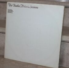 the beatles / historic sessions (double LP, 1981)  AFELD 1018