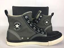 New Converse Chuck Taylor All Star Classic Boot High Top Charcoal Size 11 Shoe