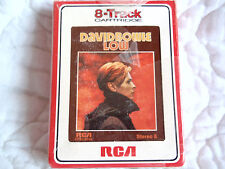 DAVID BOWIE LOW 8 TRACK SEALED NEW RCA 1977 BRIAN ENO PROG CLASSIC ROCK