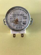 LG MICROWAVE OVEN TURNTABLE MOTOR OEM P/N GM-16-12L3  4681ED3001B
