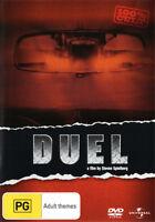 DUEL * NEW DVD * Dennis Weaver Steven Spielberg (Region 4 Australia)
