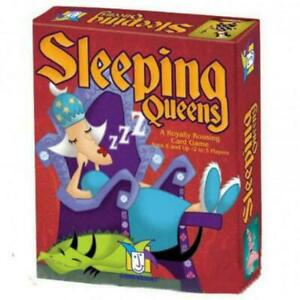 Sleeping Queens Card Game fun for family