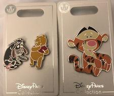 Disney Winnie The Pooh Eeyore And Tigger 3 Pins
