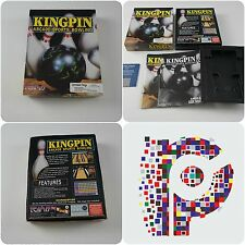 Kingpin Arcade Sports Bowling A Team 17 for the Commodore Amiga tested & working