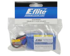 E-Flite 1300mah Capacity 3s 11.1v 20c Lipo Battery With Ec3