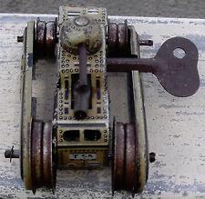 CARRARMATO TANK IN LATTA GAMA T56 FABBRICATO IN GERMANIA 1950 FUNZIONANTE INTEG,