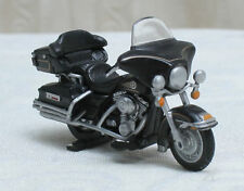 Harley Davidson Ultra Classic Electra Glide Plastic DieCast Motorcycle Scale1:43