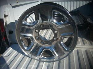 "18"" CHROME DODGE RAM 2500 3500 PICKUP 2013-2020 OEM Factory STEEL Wheel Rim"