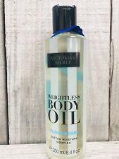 Victoria's Secret Cotton Moisture Complex Cloudberry Body Oil 8.4 oz RARE