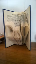 Dr. <3 Unique gift for Doctor Folded Book Art Physician Gift phd gift graduation