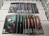 Ultimate Spider-Man Comic Book Lot (32) Venom Carnage 33 34 35 36 37 38 60 +