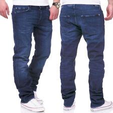 7 SEVEN for all Mankind Herren Jeans STANDARD American Square Dunkelblau NEU