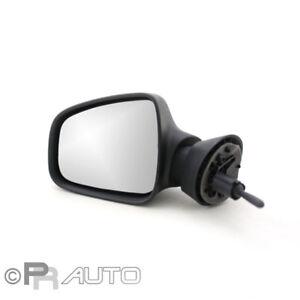 Fahrerseite beheizbar ab 06//08 Dacia Sandero Spiegelglas Spiegel-Glas links