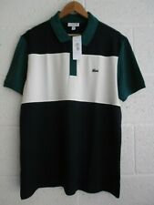 LACOSTE POLO SHIRT, DEVANLAY, SIZE - 6 SLIM FIT / XL, BNWT