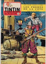 Tintin n°16 1955 avec EA Le secret de l'homme en noir H.Vernes (Bob Morane)