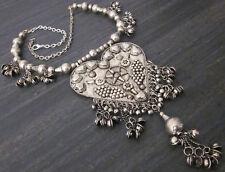 Handmade Statement Necklace Choker Gypsy Hippy Boho Tribal Style Fashion Jewelry