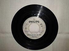 Franco Battiato / Johnny Hallyday–Disco Vinile 45 Giri MONO Ed. Promo Juke Box