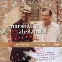 "MARSHALL & ALEXANDER ""LA STELLA (WEIHNACHTSEDITION)"" CD"
