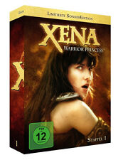 8 DVDs * XENA - STAFFEL 1 (LIMITED EDITION) # NEU OVP %