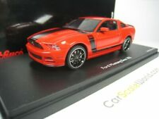 FORD MUSTANG BOSS 302 2012 1/43 SCHUCO PRO R (RED)