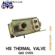 GENUINE GAS OVEN HSI THERMAL VALVE TO SUIT CHEF,WESTINGHOUSE - PART# 0136001206
