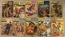 Classics Illustrated - Lot of 10