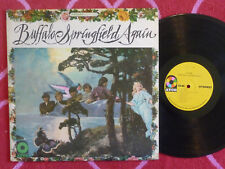 BUFFALO SPRINGFIELD Again LP Atco 1967/1969 Reissue FOLK ROCK PSYCH