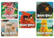 "25 Assorted Angry Birds Movie Stickers, 2.5"" x 2.5"" each, Party Favors"