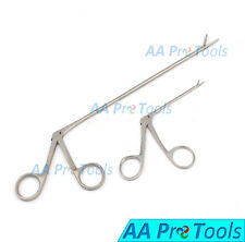 "AA Pro: Alligator Forceps For Fountain Pen Repair - 10"" & 5.5"""