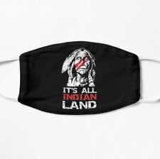 Native American All Indian Land Apparel Face Mask