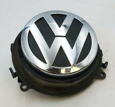 2006 06 Volkswagen VW Golf Trunk Latch Release Handle Assembly Emblem Stock OEM