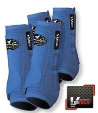 Professionals Choice VenTECH Elite Value Pack Royal Blue L Large Sport Boots