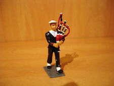 figurine CBG MIGNOT MARIN MUSIQUE BAGAD LANN BIHOUE n° 4 biniou cornemuse lead