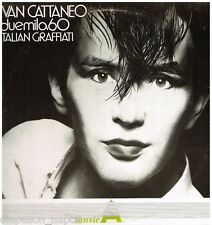 Ivan Cattaneo: Duemila60 Italian Graffiati - LP Vinyl 33 Rpm