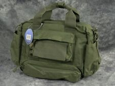 NEW OD GREEN BUGOUT BAG LA POLICE GEAR SURVIVAL RANGE DUFFLE GUN AMMO TACTICAL