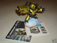 LEGENDARY JET-VAC -Skylanders GIANTS: Single Character Only with CARD & CODE-NEW