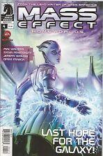 MASS EFFECT HOMEWORLDS  #4a (2012) Back Issue (S)