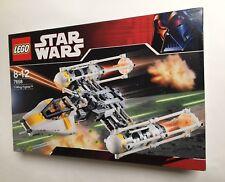 LEGO 7658 STAR WARS Y-WING Retired IN STOCK IN OZ New in sealed box 2007